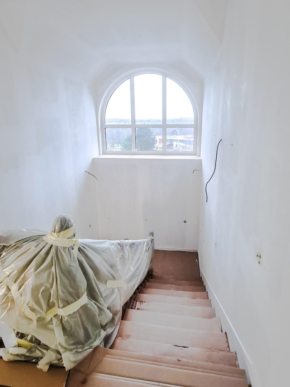 RETE-cage d'escalier
