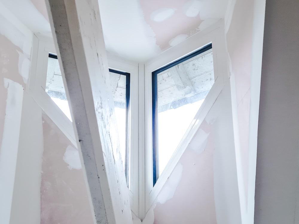 RETE-fenêtre cintrée