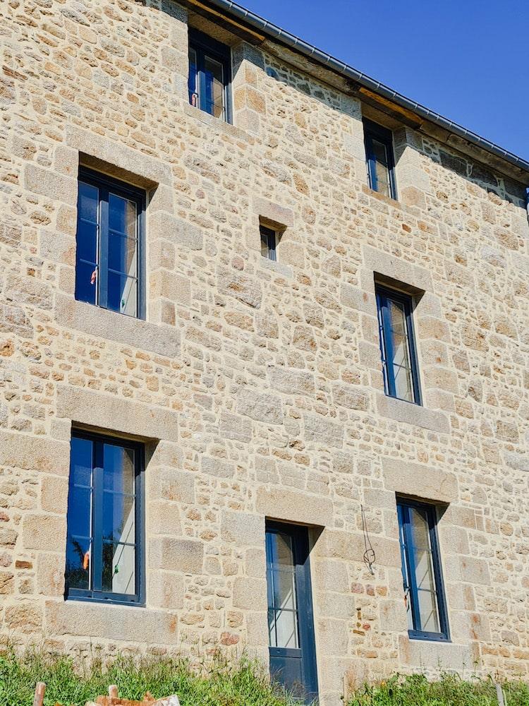 fenêtres bazouge